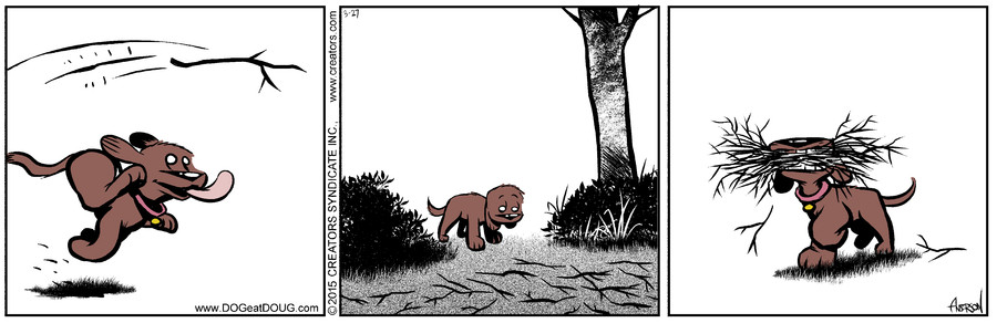 Dog Eat Doug for March 27, 2015