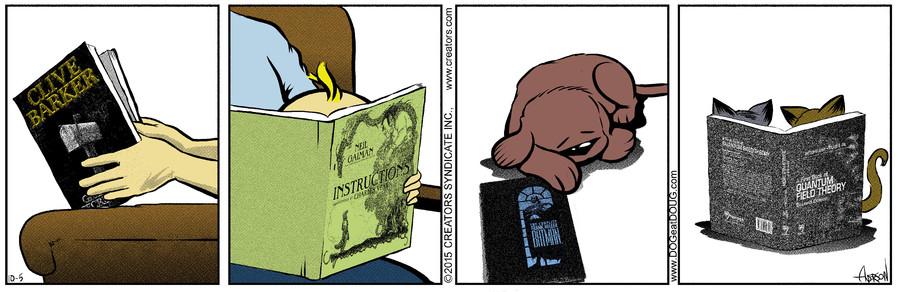 Dog Eat Doug for Oct 05, 2015