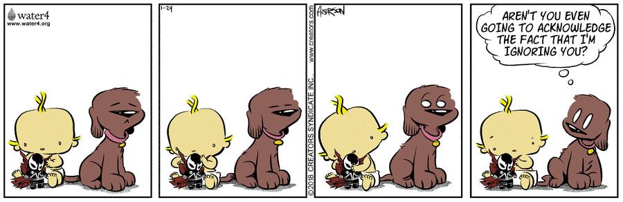 Dog Eat Doug for Jan 24, 2018