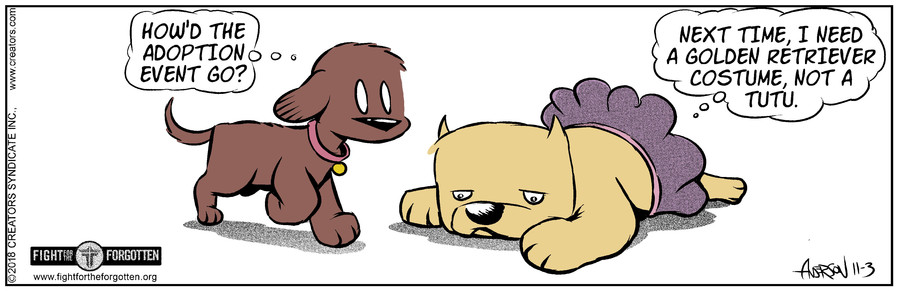 Dog Eat Doug for Nov 03, 2018