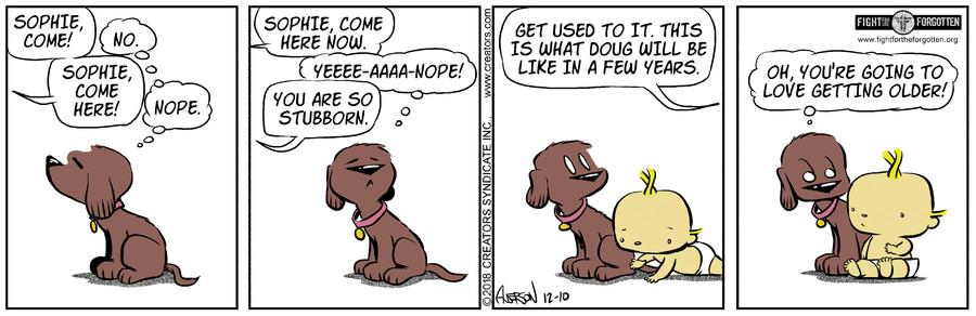 Dog Eat Doug for Dec 10, 2018