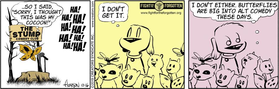 Dog Eat Doug for Oct 16, 2019