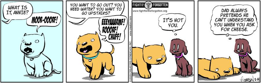 Dog Eat Doug for 02/14/2020