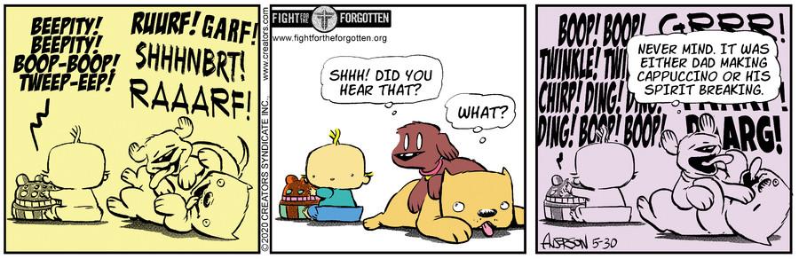 Dog Eat Doug for May 30, 2020
