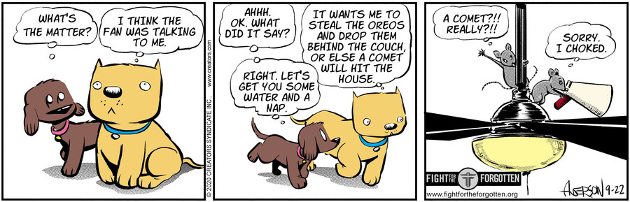 Dog Eat Doug for Sep 22, 2020