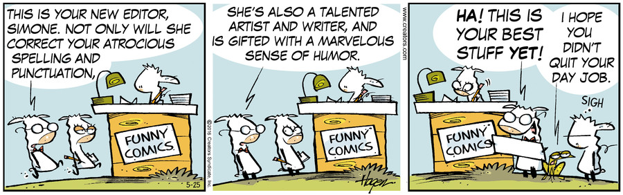 The Barn for May 25, 2016