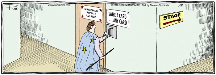 Chuckle Bros for May 31, 2010