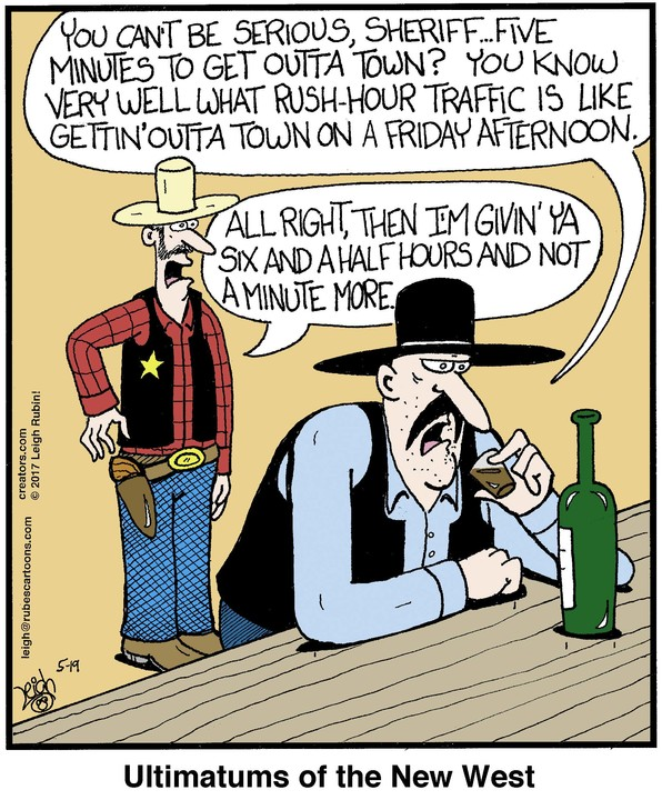 Rubes® for May 19, 2017