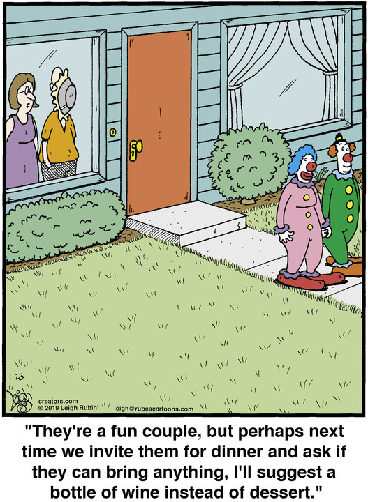 Rubes® for Jan 23, 2019