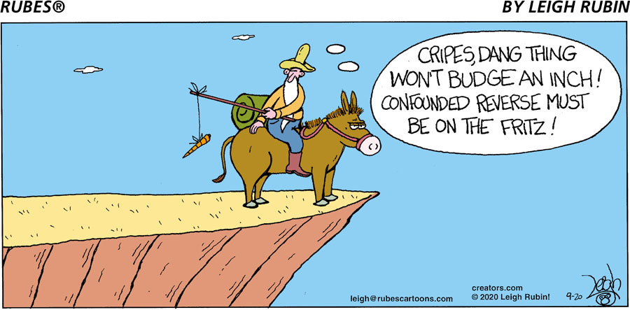 Rubes® for Sep 20, 2020