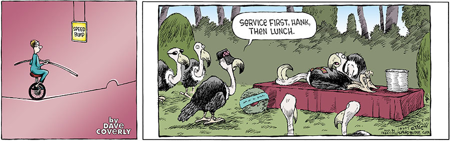 Speed Bump for May 28, 2017