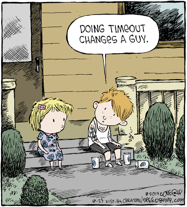 Speed Bump for Aug 23, 2019