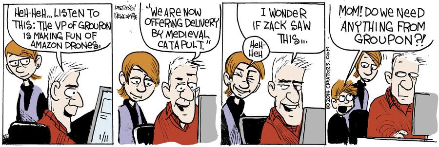 Zack Hill for Jan 11, 2014