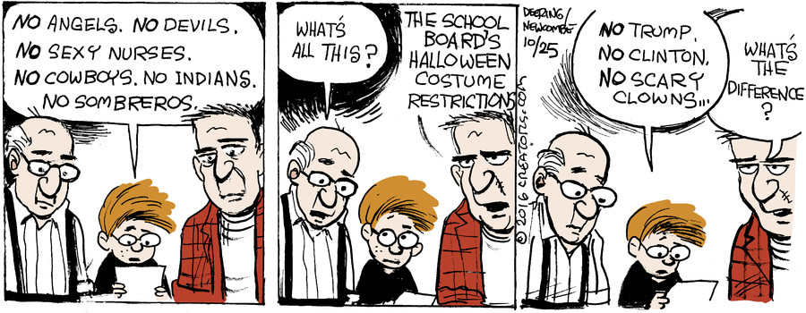 Zack Hill for Oct 25, 2016
