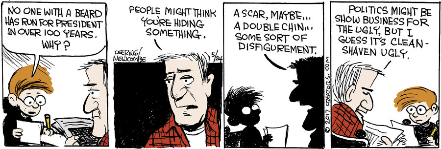 Zack Hill for May 24, 2017