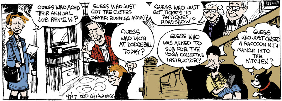 Zack Hill for Apr 17, 2019