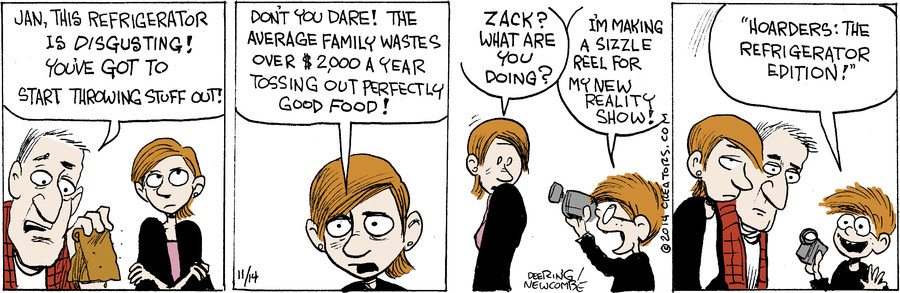 Zack Hill for Nov 14, 2019