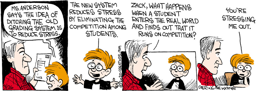 Zack Hill for Mar 26, 2020