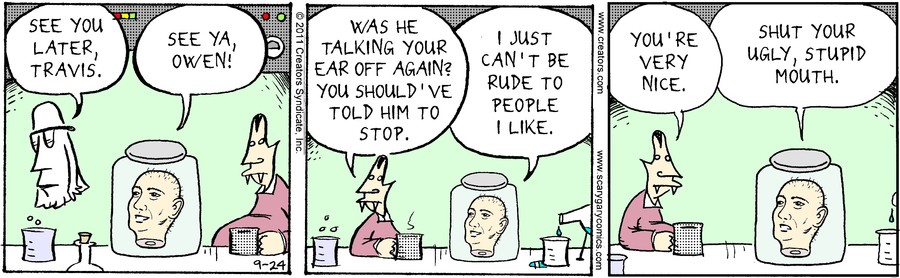 Scary Gary for Sep 24, 2016