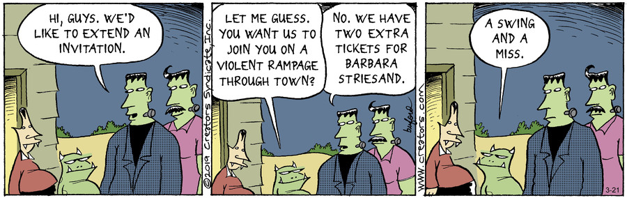Scary Gary for Mar 21, 2019