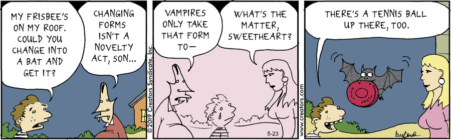 Scary Gary for May 23, 2019