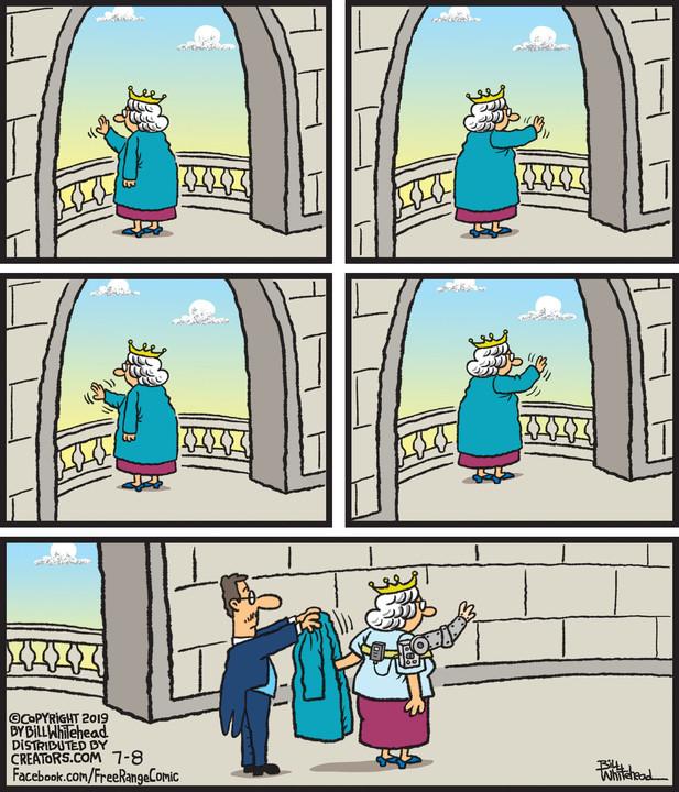 Create cartoon strip