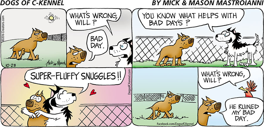 Dogs of C-Kennel for Oct 23, 2016