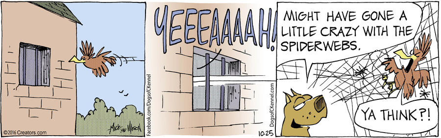 Dogs of C-Kennel for Oct 25, 2016