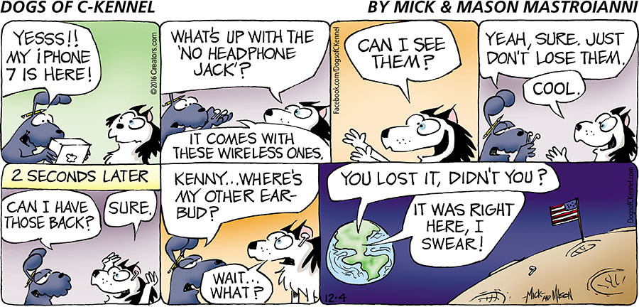 Dogs of C-Kennel for Dec 04, 2016