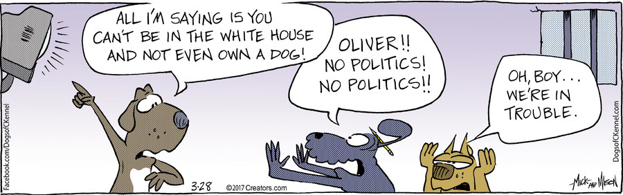 Dogs of C-Kennel for Mar 28, 2017