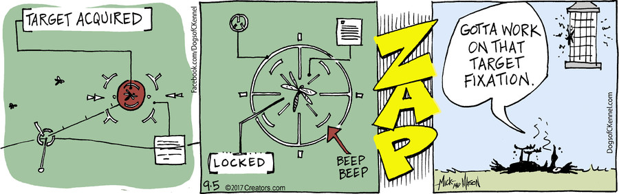 Dogs of C-Kennel for Sep 05, 2017