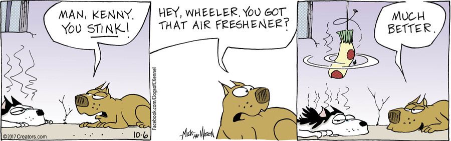 Dogs of C-Kennel for Oct 06, 2017