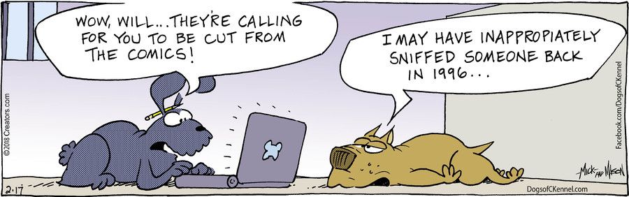 Dogs of C-Kennel for Feb 17, 2018