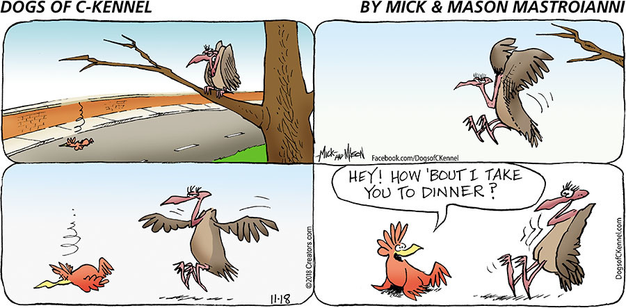 Dogs of C-Kennel for Nov 18, 2018