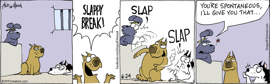 Dogs of C-Kennel for Jun 24, 2019
