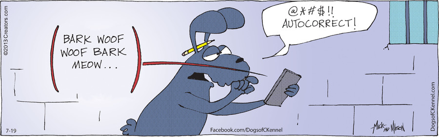 Dogs of C-Kennel for Jul 19, 2019