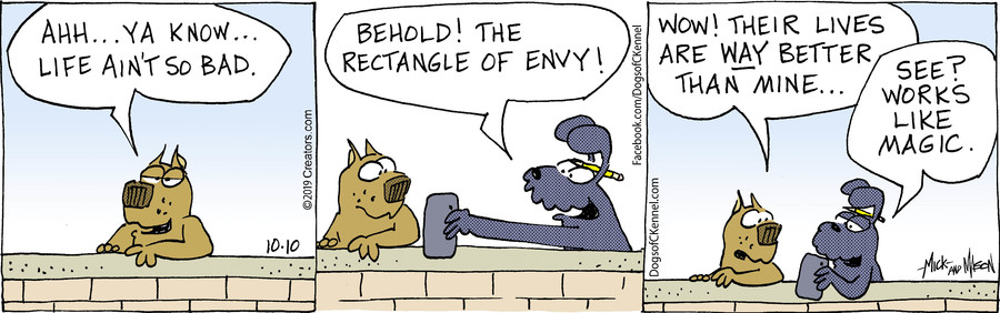 Dogs of C-Kennel for Oct 10, 2019
