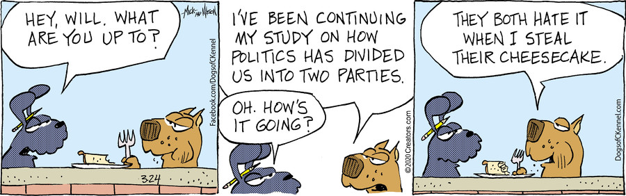 Dogs of C-Kennel for Mar 24, 2020