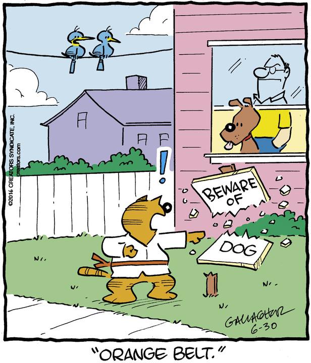 Heathcliff for Jun 30, 2016