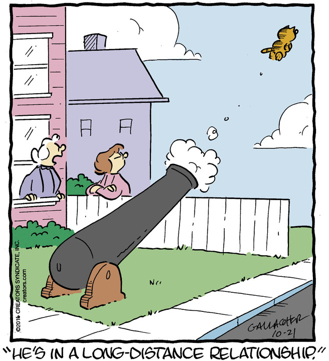 Heathcliff for Oct 21, 2016