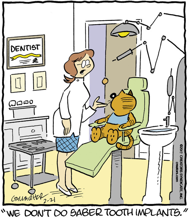 Heathcliff for Feb 21, 2017