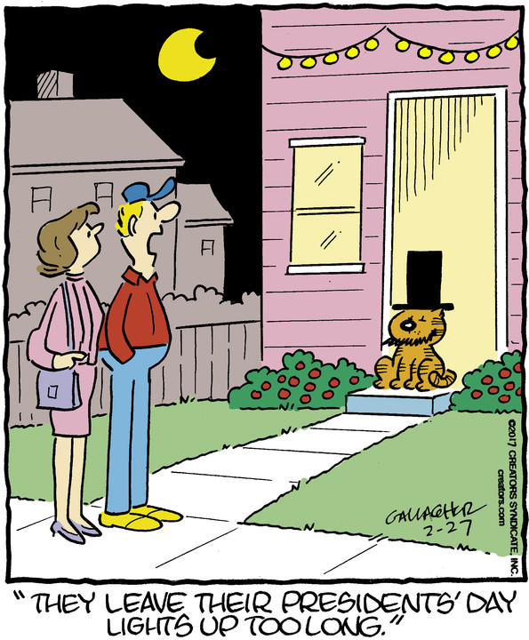 Heathcliff for Feb 27, 2017