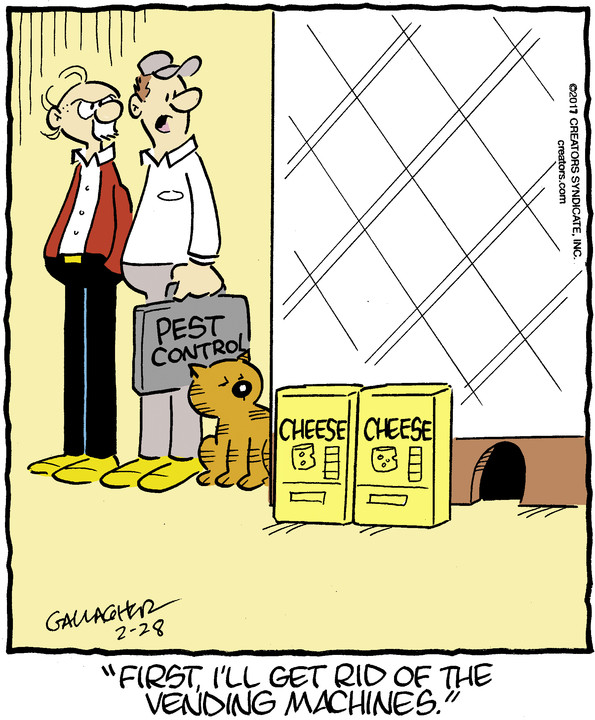 Heathcliff for Feb 28, 2017