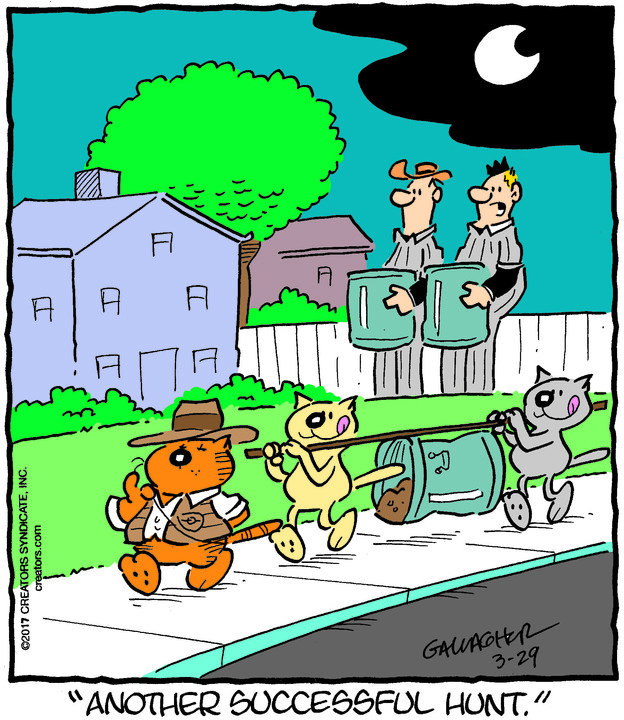 Heathcliff for Mar 29, 2017