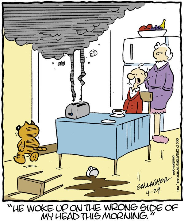 Heathcliff for Apr 29, 2017