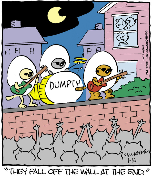Heathcliff for Jan 16, 2018