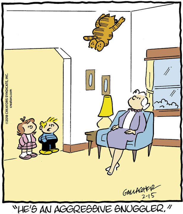 Heathcliff for Feb 15, 2018