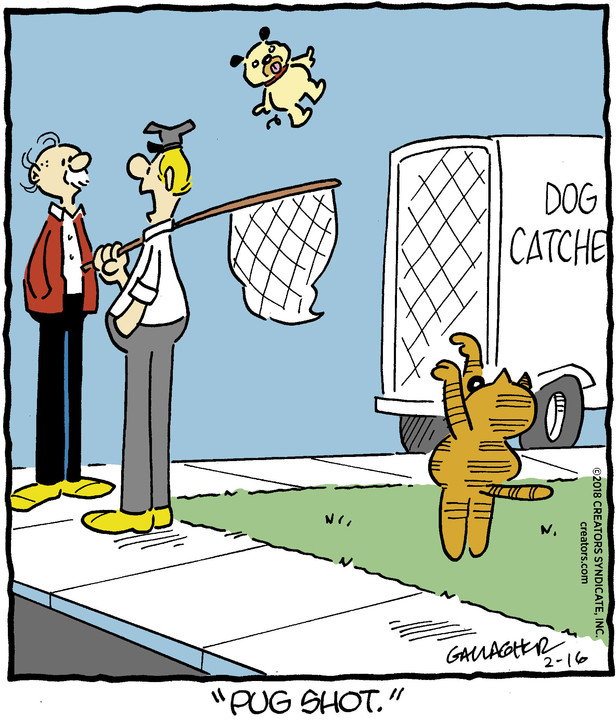 Heathcliff for Feb 16, 2018