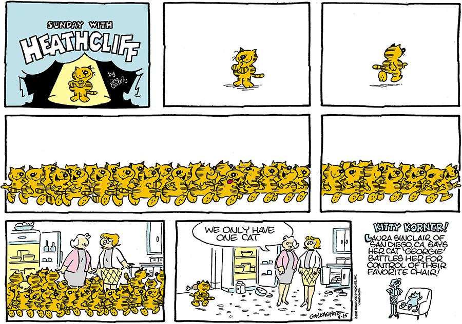Heathcliff for Apr 15, 2018
