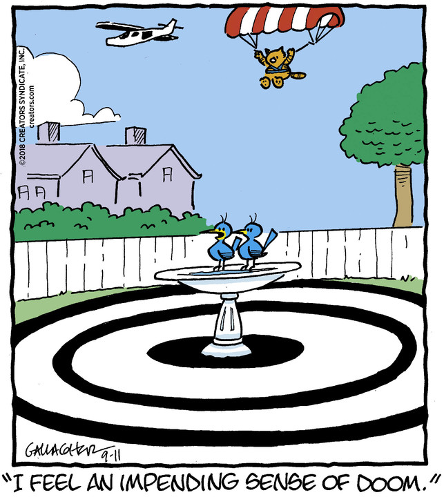Heathcliff for Sep 11, 2018